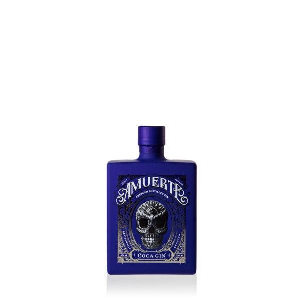 Amuerte Coca Leaf Gin Blue