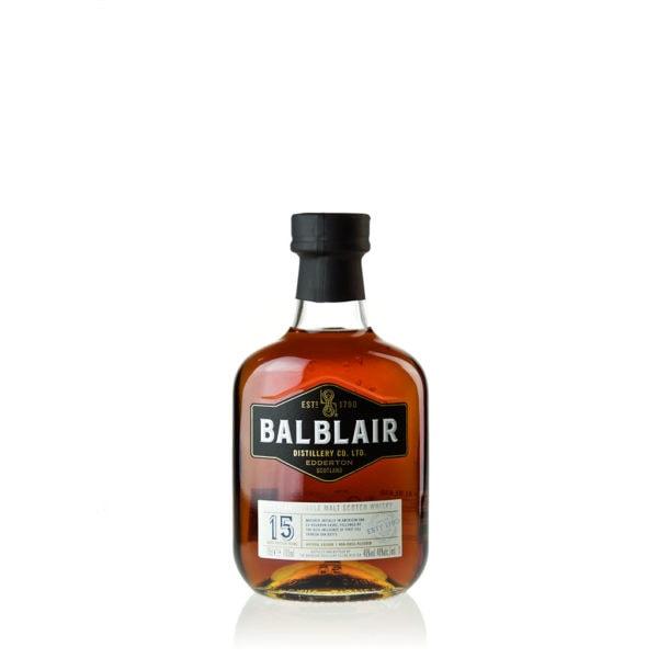 Balblair 15 Jahre