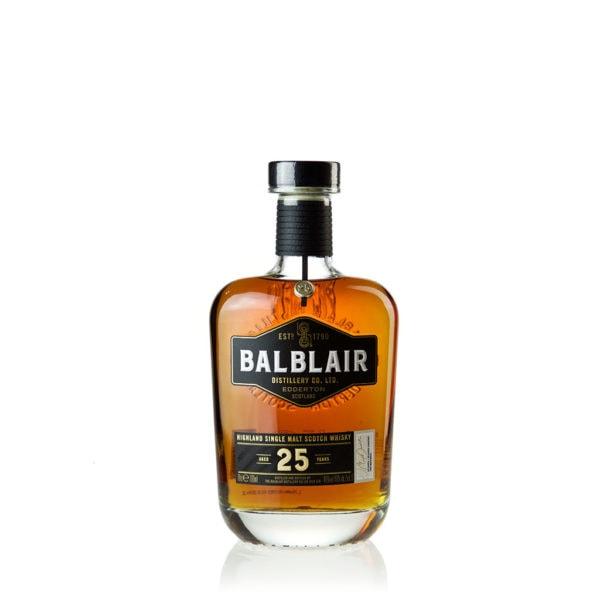 Balblair 25 Jahre